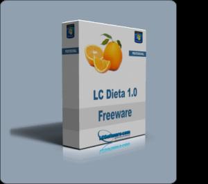 LC Dieta 1.0 programma gratis per creare diete personalizzate